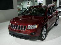Jeep Compass Detroit 2011
