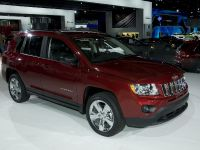 Jeep Compass Detroit 2011