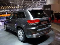 Jeep Grand Cherokee Geneva 2013