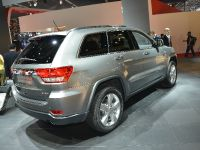 Jeep Grand Cherokee Paris 2012