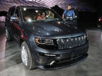 Jeep Grand Cherokee SRT Detroit 2013