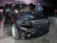 Jeep Grand Cherokee SRT Detroit 2013