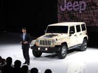 Jeep New York 2011