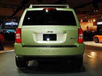 Jeep Patriot EV Detroit 2009