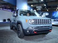 Jeep Renegade New York 2014