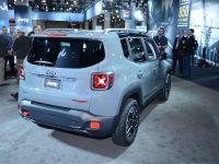 Jeep Renegade New York 2014