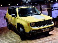Jeep Renegade Paris 2014