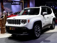 Jeep Renegade Paris 2014