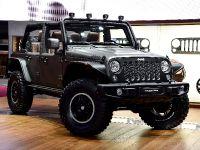 Jeep Rubicon Paris 2014