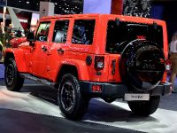 Jeep Wrangler Paris 2014