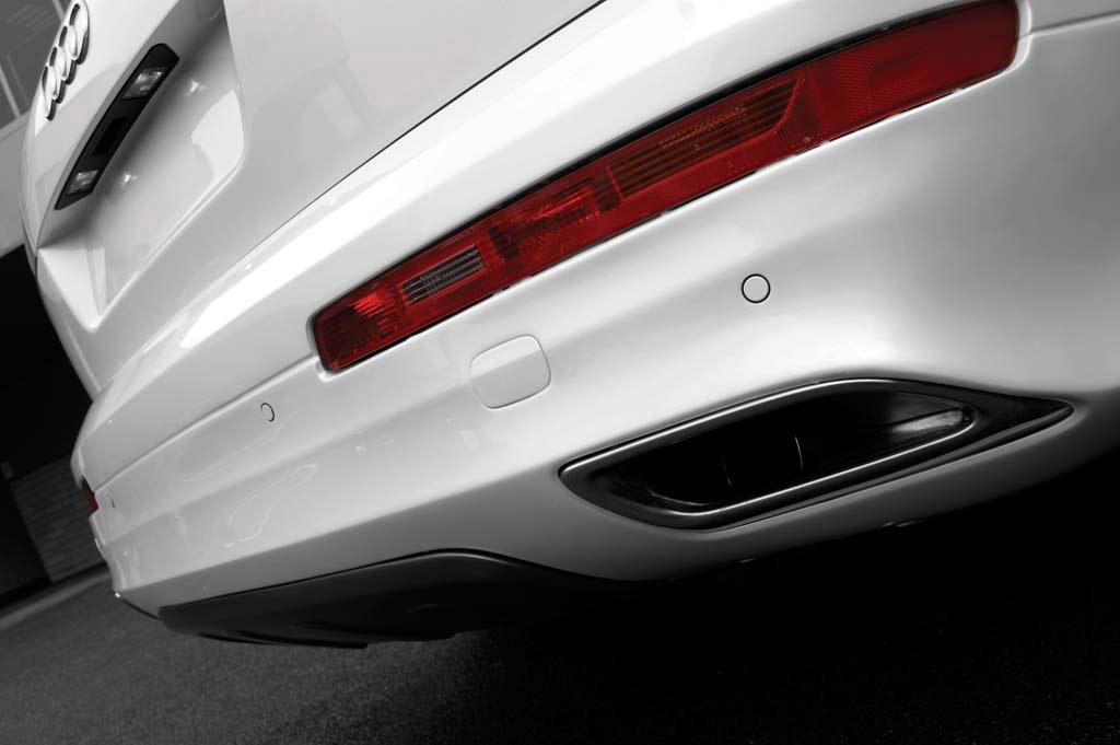 Afzal Kahn и Audi Q7 - фотография №4