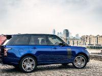 Kahn Range Rover 600-LE Bali Blue Luxury Edition