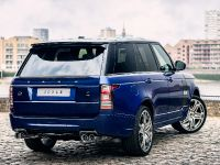 Kahn Range Rover 600-LE Bali Blue Luxury Edition