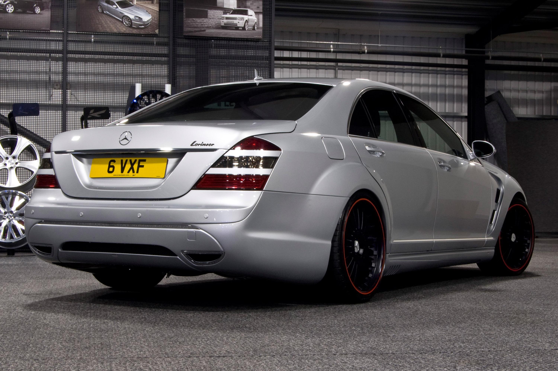 RSL колесо для Mercedes-Benz S-Class - фотография №1