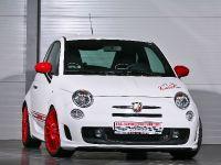 Karl Schnorr Fiat 500 Abarth