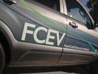 KIA Borrego FCEV