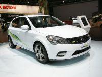 Kia cee'd Hybrid Frankfurt 2009