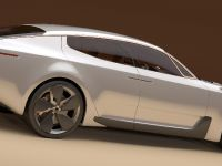 KIA Four-door Sports Sedan Concept