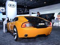 Kia GT4 Stinger Concept New York 2014