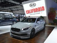 Kia High-Performance K900 Los Angeles 2014