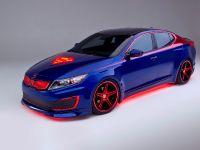 Kia Optima Hybrid Project Superman
