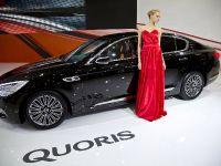 Kia Quoris Moscow 2012