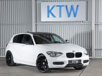 KTW BMW 1-Series Black and White