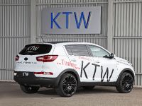 KTW Tuning Kia Sportage Edition Desperados