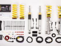 KW DDC ECU Coilover Kit Mercedes-Benz C63 AMG Black Series