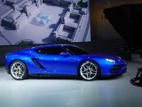 Lamborghini Asterion Paris 2014