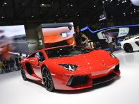 Lamborghini Aventador Geneva 2013