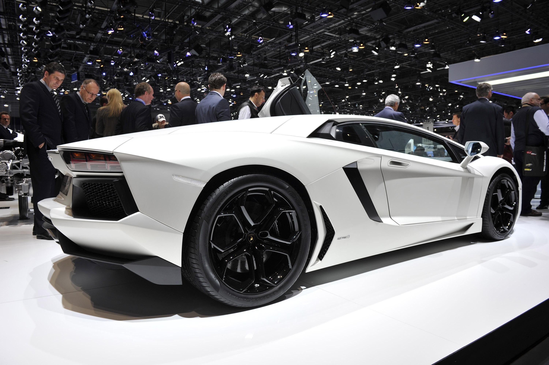 Lamborghini Aventador LP700-4 в Берлине [видео] - фотография №9