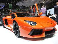 Lamborghini Aventador LP700-4 Geneva 2011
