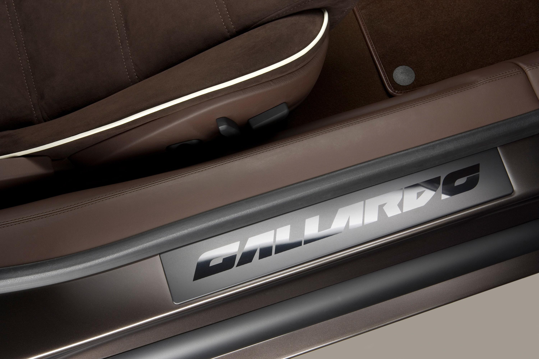 Lamborghini представлена очень индивидуальный супер спортивных автомобилей на автосалоне в Детройте - фотография №5