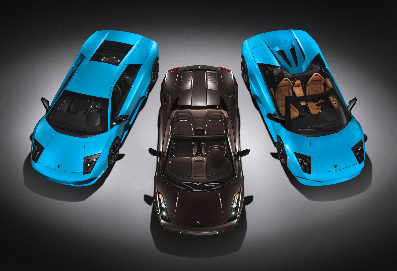 Lamborghini представлена очень индивидуальный супер спортивных автомобилей на автосалоне в Детройте - фотография №7