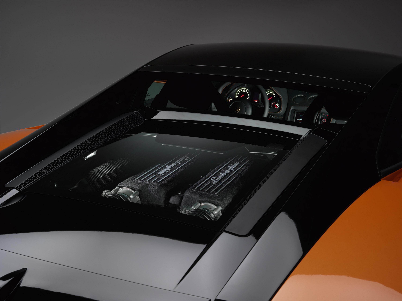 Lamborghini Gallardo LP 560-4 биколор - фотография №6