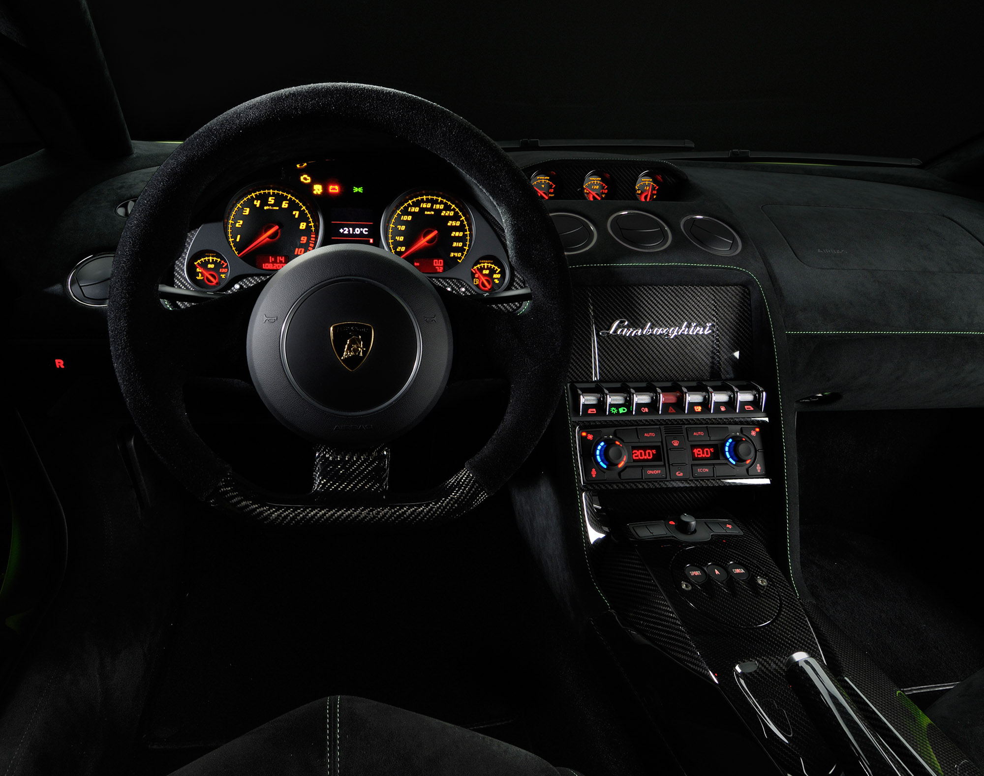 Lamborghini Gallardo LP 570-4 Superleggera - фотография №1
