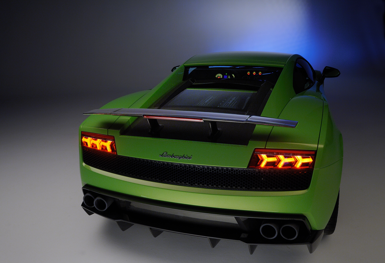 Lamborghini Gallardo LP 570-4 Superleggera - фотография №8