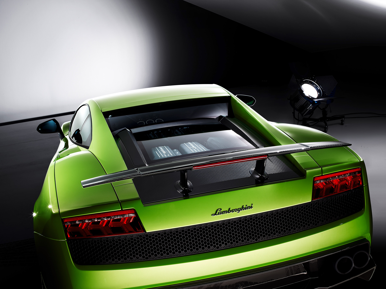 Lamborghini Gallardo LP 570-4 Superleggera - фотография №13