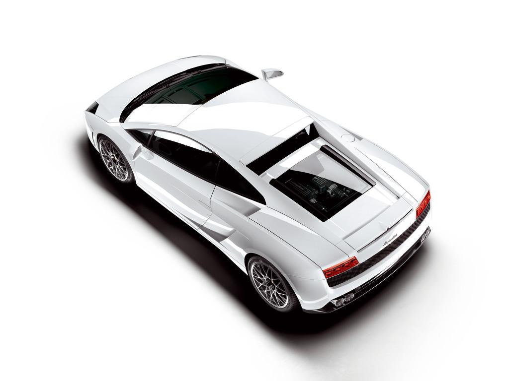 Lamborghini Gallardo LP560-4 - фотография №3
