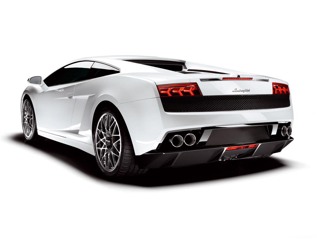 Lamborghini Gallardo LP560-4 - фотография №4