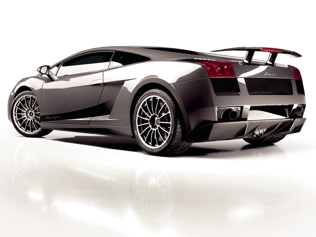 Lamborghini Gallardo Superleggera - фотография №3