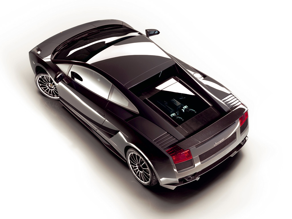 Lamborghini Gallardo Superleggera - фотография №4