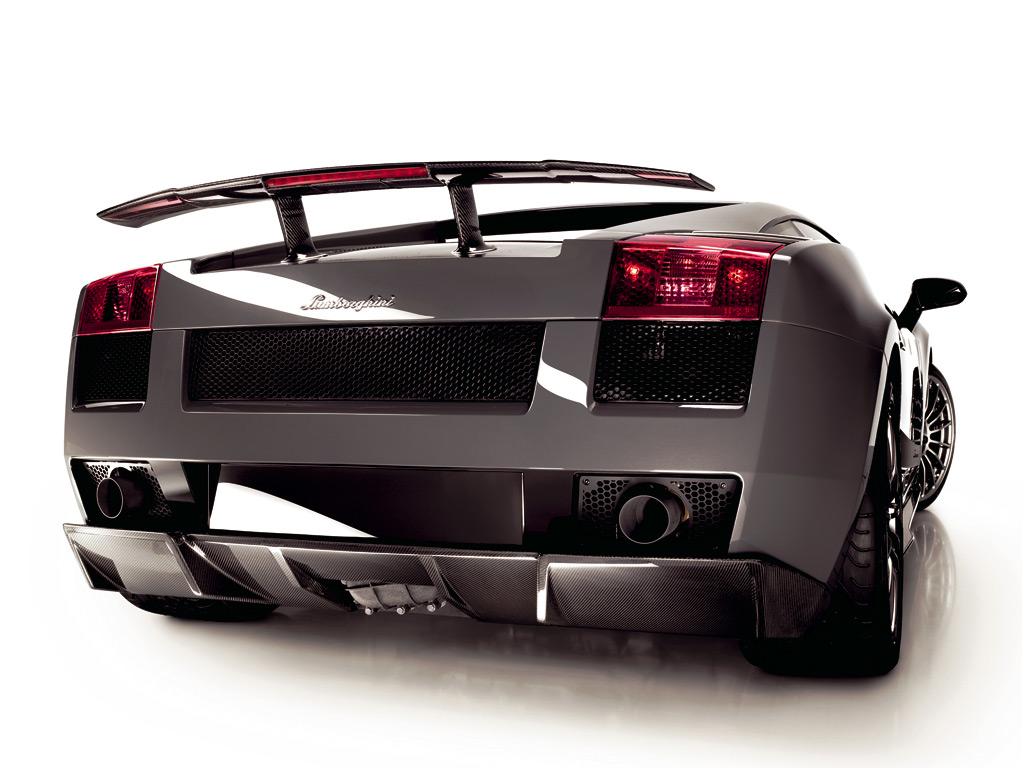 Lamborghini Gallardo Superleggera - фотография №5