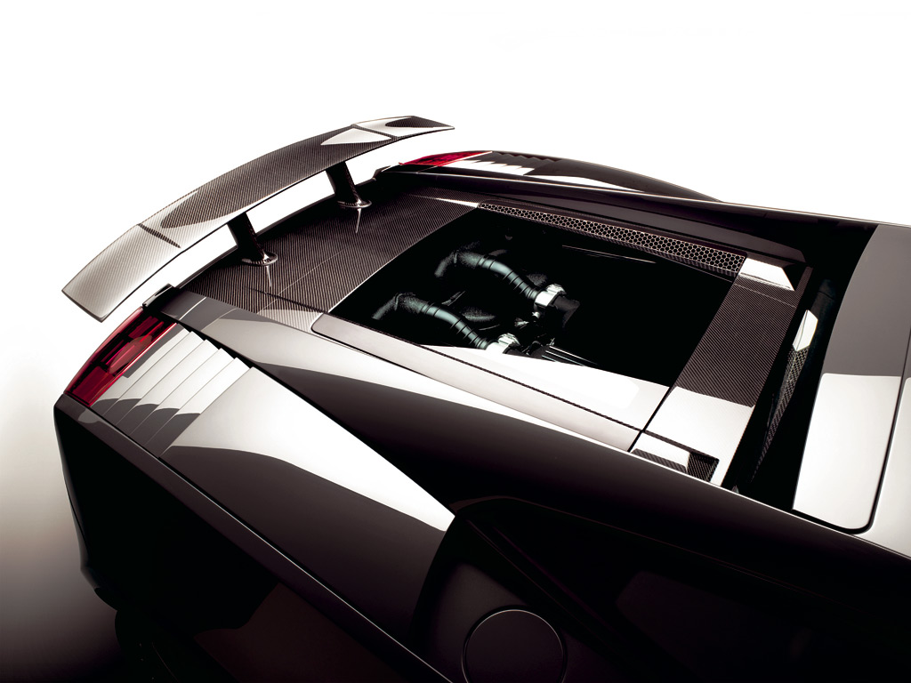 Lamborghini Gallardo Superleggera - фотография №7