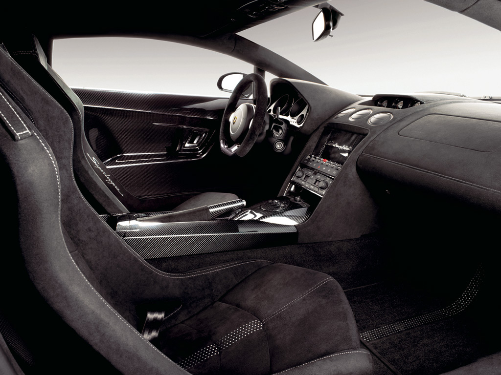 Lamborghini Gallardo Superleggera - фотография №9