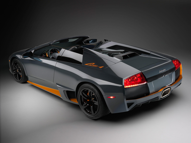 Lamborghini выпускает первые изображения Murcielago LP 650-4 Roadster - фотография №4