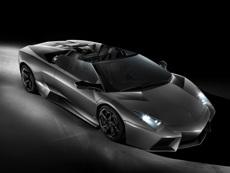 Lamborghini Reventon Roadster - полная информация - фотография №3