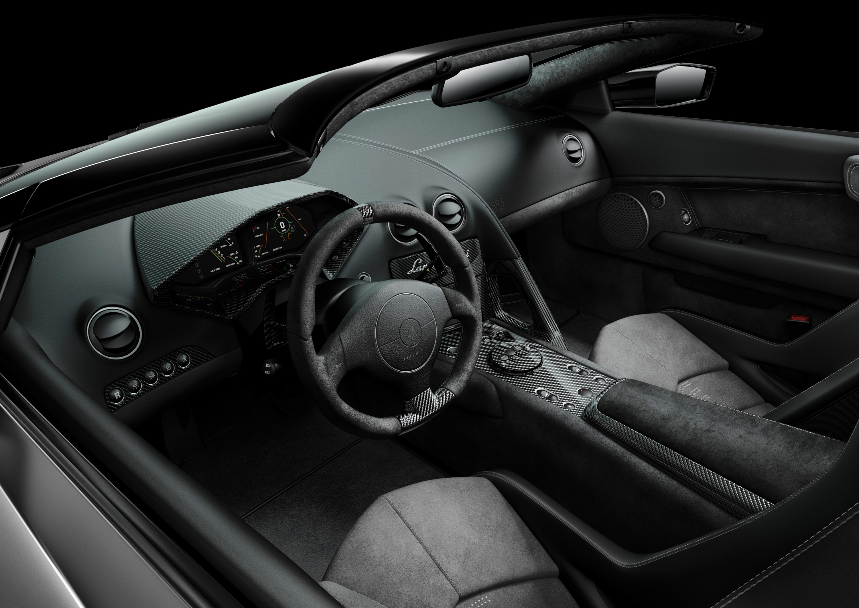 Lamborghini Reventon Roadster - полная информация - фотография №5