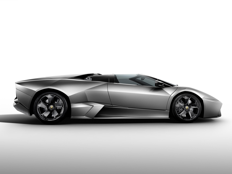 Lamborghini Reventon Roadster - полная информация - фотография №6